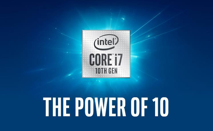 Intel El Poder del 10
