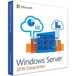 Lenovo Windows Server 2016 DataCenter 16C ROK OEM Multilenguaje 01GU577