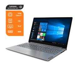 Notebook Lenovo Thinkbook 15.6 FHD I7-10510U 8GB 1TB+256SSD W10P 20RW002NAR