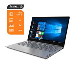Notebook Lenovo Thinkbook 15.6 FHD I5-10210U 8GB 1TB+256SSD W10P 20RW002PAR