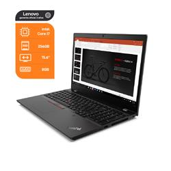 NOTEBOOK LENOVO 15.6 L15 I7 10510U 8GB 256 SSD GTIA 3 AÑOS ON SITE