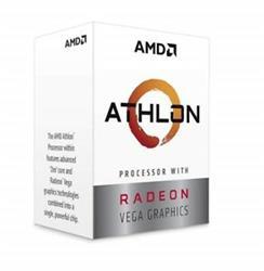 Procesador ATHLON 200GE AM4 c/Radeon Vega 3