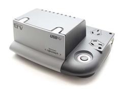ESTABILIZADOR TRV CONCEPT 2000VA USB 5x220V