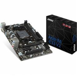 Motherboard (FM2+) A68HM-E33 V2