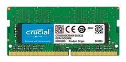 Memoria SODIMM DDR4 4GB CRUCIAL 2666MHZ