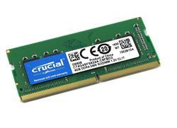 Memoria SODIMM DDR4 4GB CRUCIAL 2400MHZ