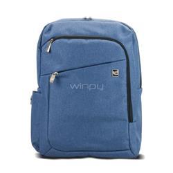 mochila laptop klip xtreme berna 15.6\ azul