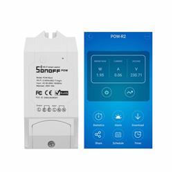 Interruptor inteligente Sonoff POWR2