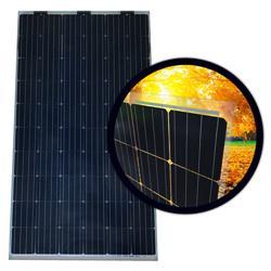 PANEL SOLAR DOBLE VIDRIO SIN MARCO PS-285MV
