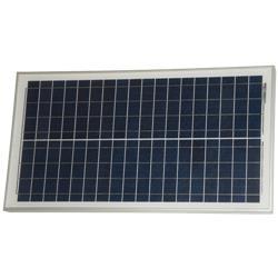 Panel Solar Policristalino 30W - 18V PS-30