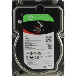 HD 6TB SEAGATE SATA 6GB/S 256MB NAS IRONWOLF