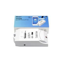 Interrruptor Wifi Sonoff TH 16 con Medicion de Tem
