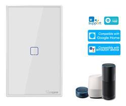 Interrruptor Tactil Wifi 1 Canal Sonoff para embut