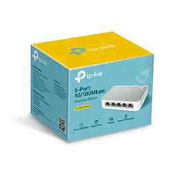 SWITCH 5P TP-LINK SF1005D 10/100 MBPS