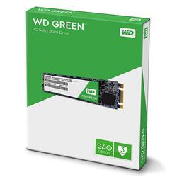 SSD M.2 240GB WESTERN DIGITAL GREEN 545MB/S 2280