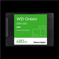 SSD 480GB WESTERN DIGITAL GREEN 2.5 545MB/S