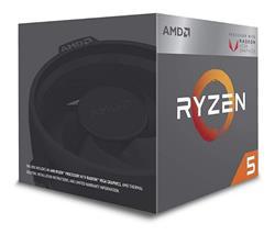 PROCESADOR AMD RYZEN 5 2400G AM4 MPK BULK